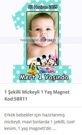 Doğumgünü partileriniz için özel kesim 1 şeklinde magnet.Erkek bebekler  için hazırladığımız bebek miki mouse temalı ilk yaş doğum günü magnet fiyatları ve çeşitleri sitemizden ulaşabilirsiniz.  http://www.hepsimagnet.com/erkek-bebekler-icin-1-sekilli-mickeyli-magnet-sbr11/ #özelkesimmagnet #şekillimagnet #şekillimagnetler #doğumgünümagnetleri #1şeklindemagnet #1yaşgünümagnetleri #bebekmouse #1şekillimagnet #buzdolabımagnetmodelleri #biryaşmagnetleri