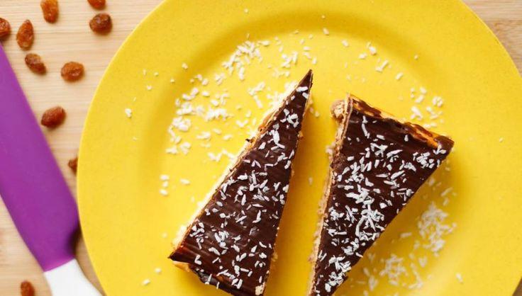 Cheesecake cocco e Nutella: buona e golosissima!