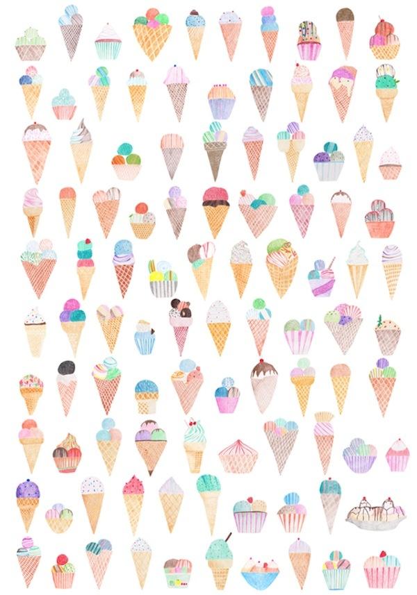 todos los helados