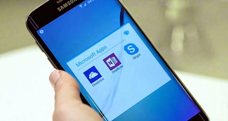 Microsoft estará presente en los nuevos Samsung Galaxy | RevoluTegPlus