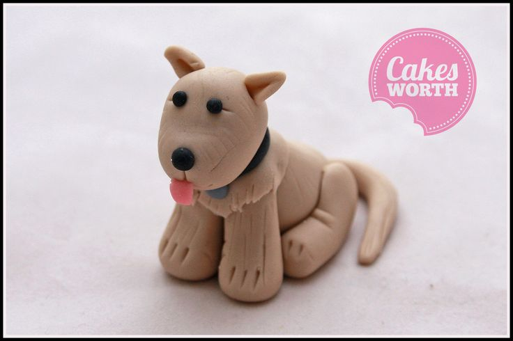 Little edible dog.