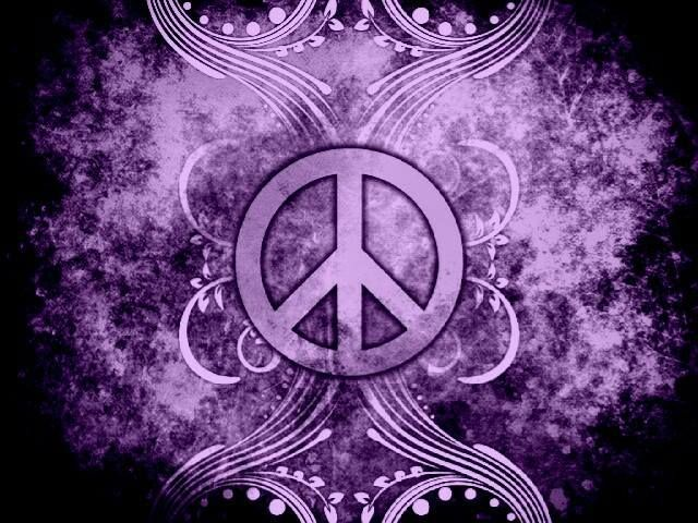 purple peace | Love the Hippyness | Pinterest