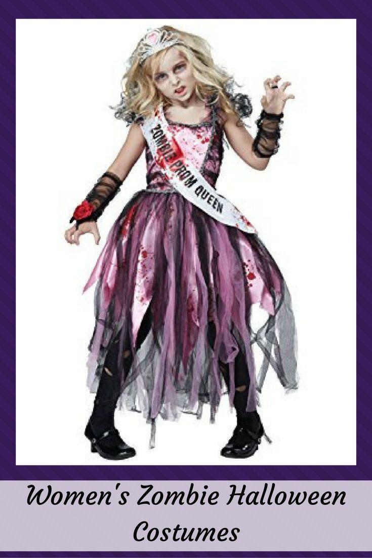 Best 20+ Zombie halloween costumes ideas on Pinterest | Zombie ...