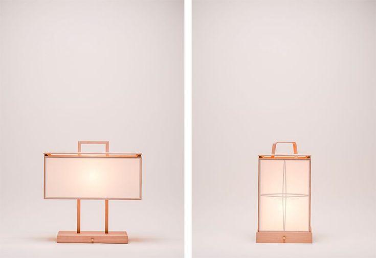 「行燈」をTIME & STYLEが復刻! 新たな行燈をリデザイン