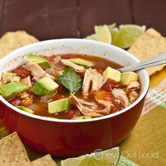 This Easy Mexican Chicken Stew comes effortlessly together in less than an hour, but tastes like you worked on it! It's hearty, warming, and hits the spot.