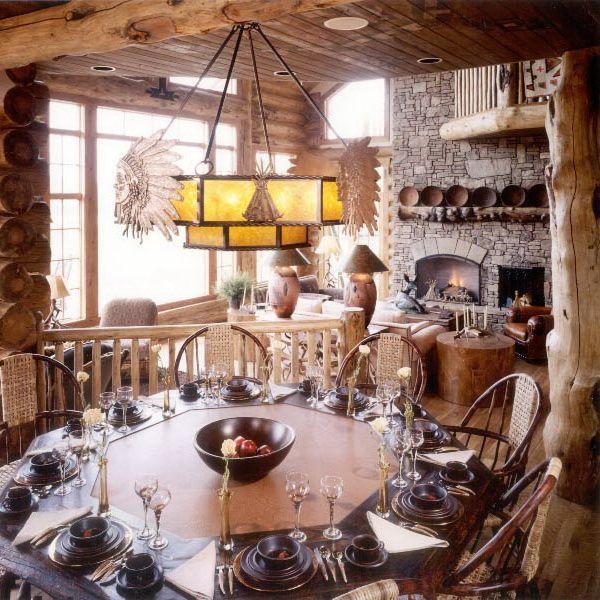 Log Cabin Kitchen Decor: 270 Best Images About Rustic Kitchens On Pinterest