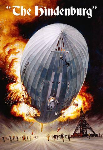 The Hindenburg - Movie Poster