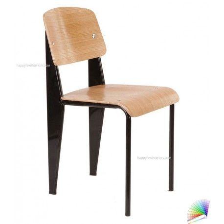 Chaise Standard inspirée de Jean Prouvé