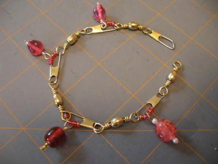 Snap Swivel Bracelet Tutorial...summer craft