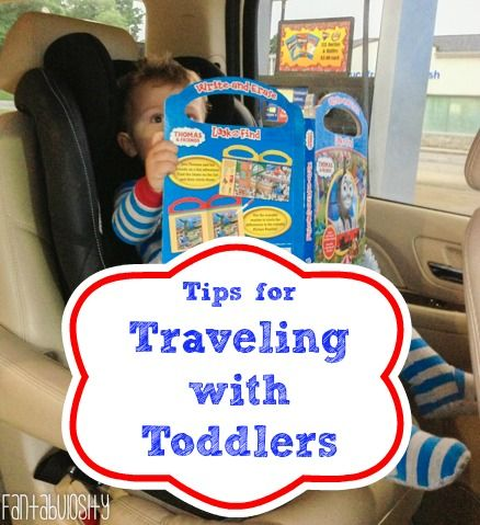 Traveling with Toddlers, tips for kids and travel