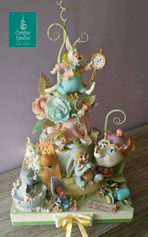 Wooooow cakes …