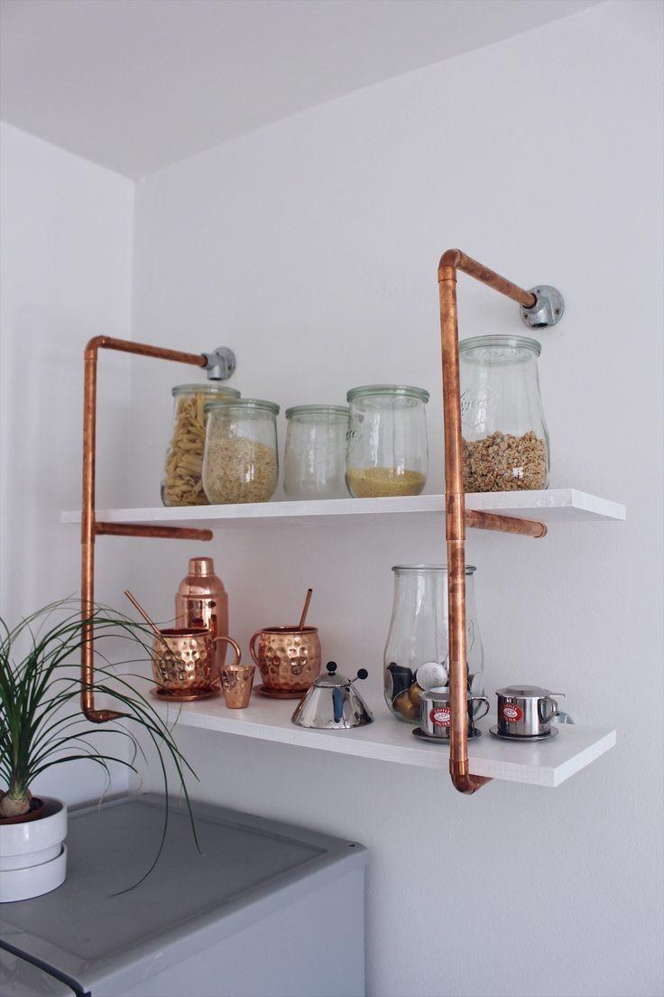 die besten 25 kupferrohr ideen auf pinterest stickgarn keramik schmuck und kupfer halskette. Black Bedroom Furniture Sets. Home Design Ideas