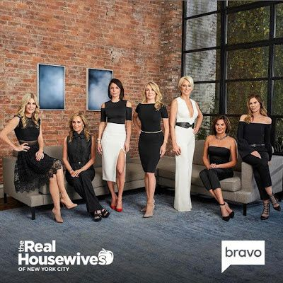 The Real Housewives Of New York City Scores Highest Rated Episode Of The Season!