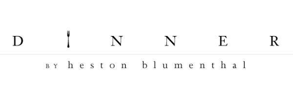 Image result for dinner by heston blumenthal logo