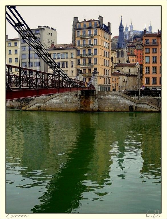 Old Lyon, Lyon, France Copyright: Cedric Devarenne
