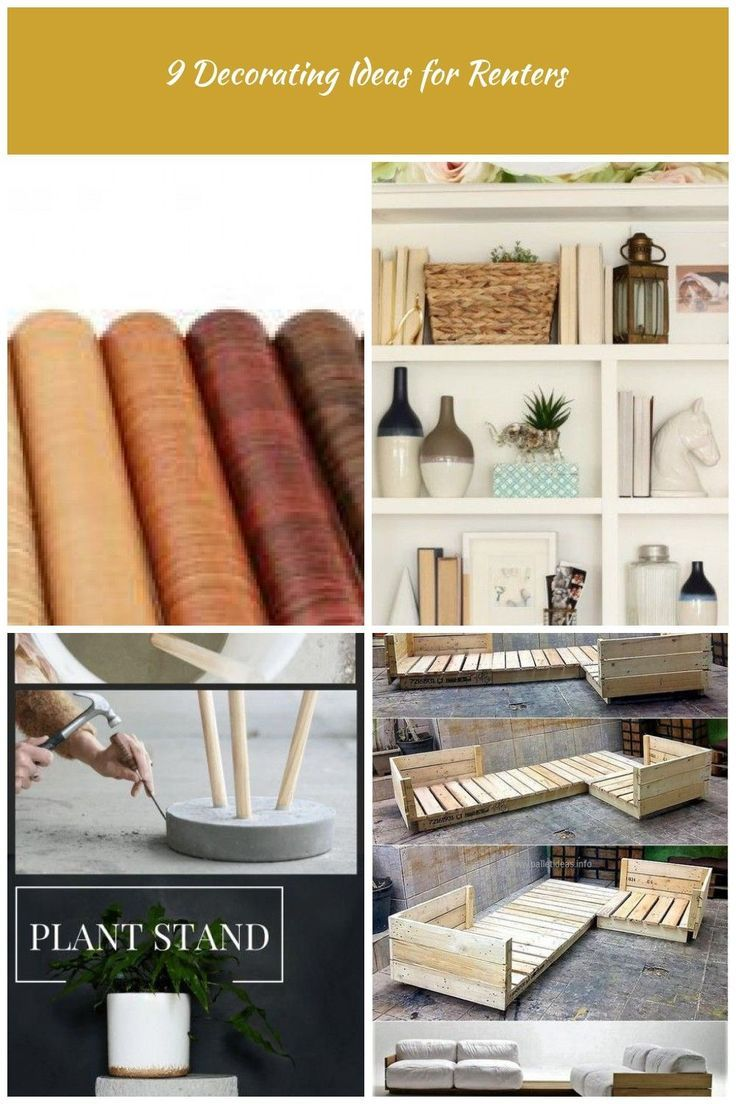 Best Diy Home Decor For Renters Renting Contact Paper Ideas