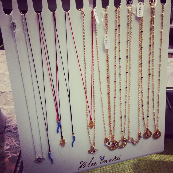 New in - jewellery from Blee Inara