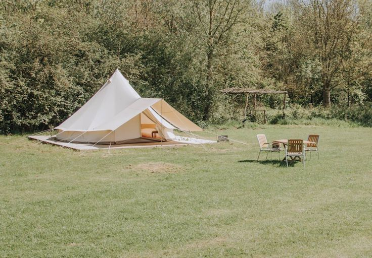 As the need for new land diversification strategies increases, many are turning to glamping as a source of income. Find out more here: