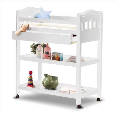 Sorelle 67-FW - nicki - Baby Changing Table