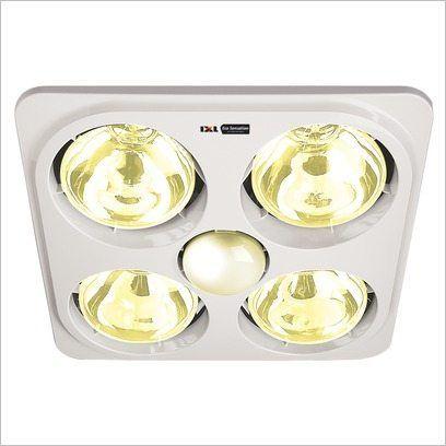 Bathroom Heat Lamp Fixtures Warm Your Bath Session