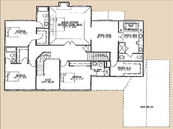 17 best images about floor plans on pinterest clinton n for Custom estate home plans