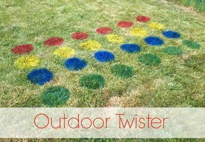 Yard-Friendly Outdoor Twister Game...http://homestead-and-survival.com/yard-friendly-outdoor-twister-game/