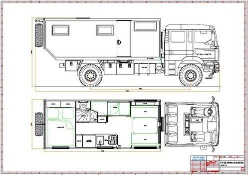Used Car Lots Mobile Al >> 19 best Unimog Camper Interior images on Pinterest ...