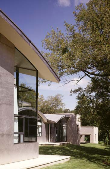 STRETTO HOUSE TX, United States, 1989-1991