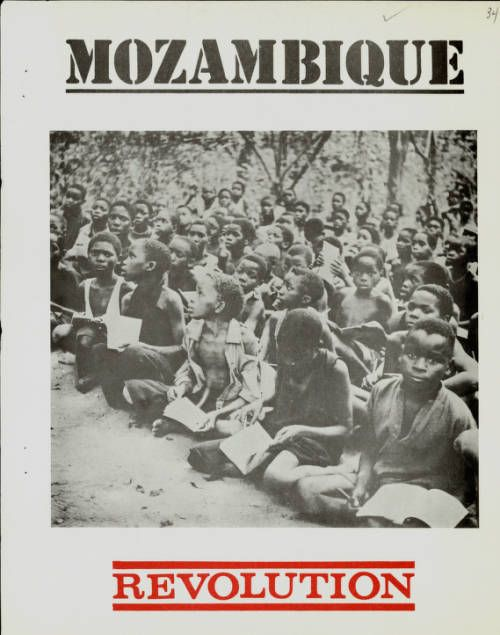 Page 1 :: Mozambican revolution, no. 34, Apr.-May 1968 :: Emerging Nationalism in Portuguese Africa, 1959-1965. http://digitallibrary.usc.edu/cdm/ref/collection/p15799coll60/id/1576