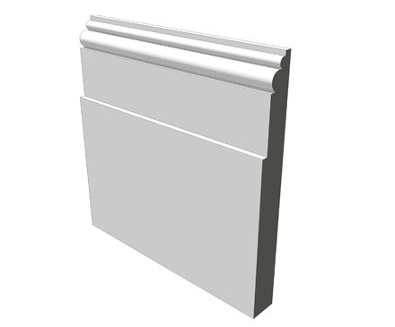 Atkey and Company Limited — Georgian Period Skirting Board GSK0189