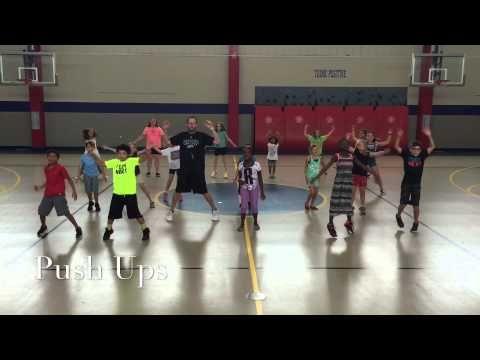 Whip/Nae-Nae exercise video