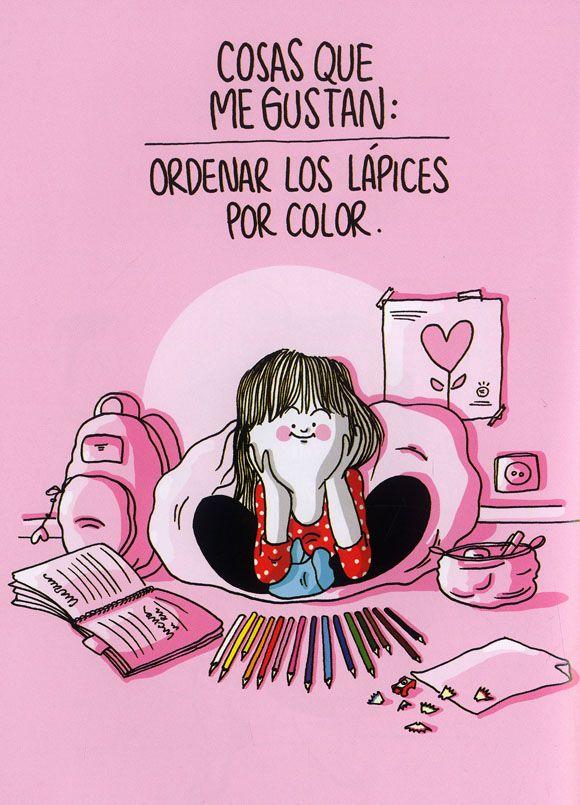 """A1/A2 - ¿Qué te gusta hacer en tu día a día? [""""Nina. Diario de una adolescente"""", de Agustina Guerrero.]"""