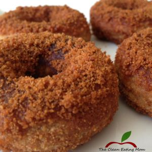Paleo Apple Cider Donuts, I would add a half of a  ripe banana to this recipe, they were pretty dry