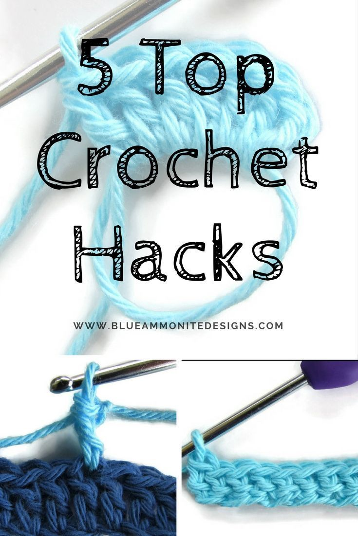Learn the top 5 ways to up your crochet game. #crochet #crochettips #crochethacks #crochettechniques