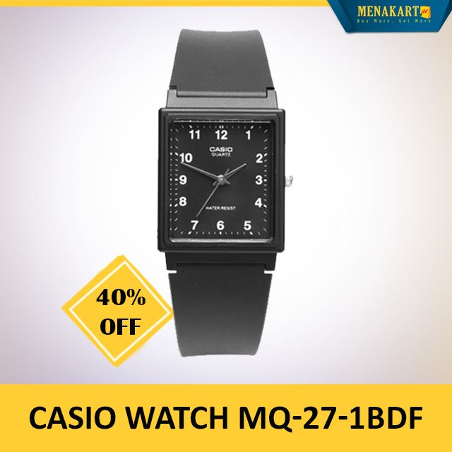 Shop for Casio Watch MQ-27-1BDF for Men online #Casio #Watches #Mens #Online #Shopping #Menakart