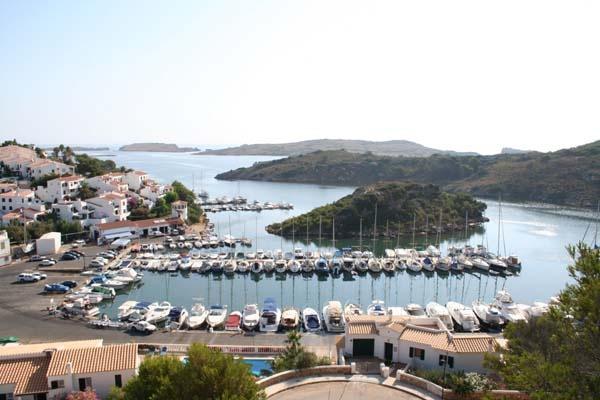 Port d' Addaia. Mercadal. Menorca