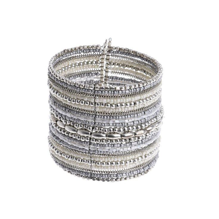 BRACELET IN SILVER COLOR - Bracelets - Jewellery - Accessories