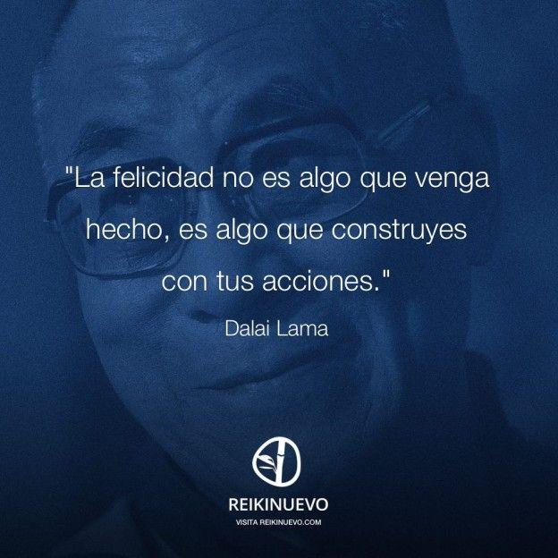 Dalai Lama: La felicidad