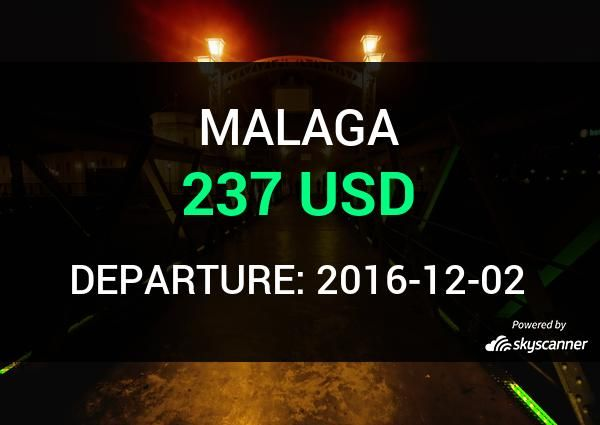 Flight from Los Angeles to Malaga by Norwegian #travel #ticket #flight #deals   BOOK NOW >>>