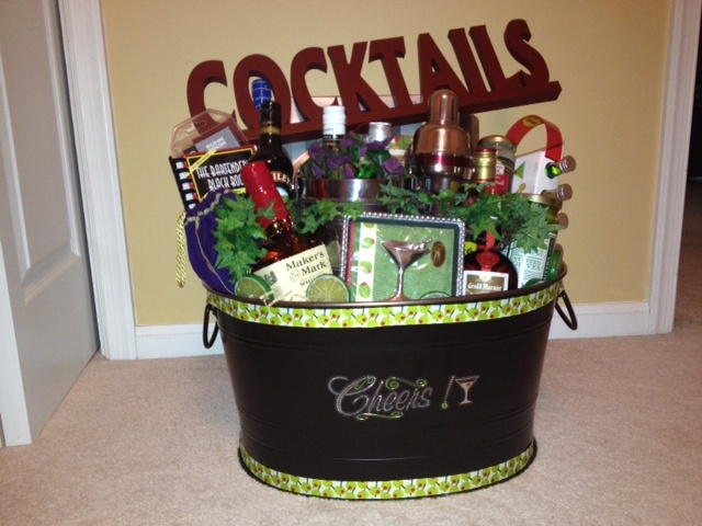 23 best raffle basket ideas images on pinterest