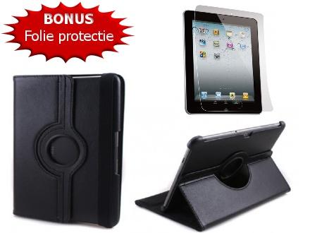 Protejaza-ti iPad-ul preferat! Husa de protectie pentru tableta modelul iPad 2 si 3 cu doar 52 Lei! BONUS: Folie de protectie display. - Dream Deals