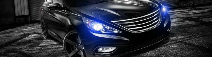 Custom Hyundai Sonata