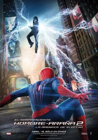 Descargar Peliculas para todo o dia : El Sorprendente Hombre Araña 2 [2014] [Scr R6] [La...