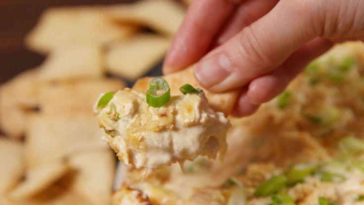 Crab Rangoon Dip  - Delish.com