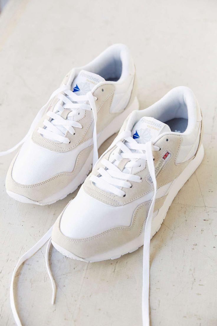 wholesale dealer 8f732 72161 Reebok Classic Nylon Running Sneaker