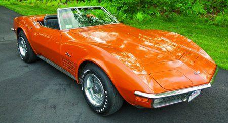 1968 Chevrolet Corvette for sale #1955298 - Hemmings Motor News