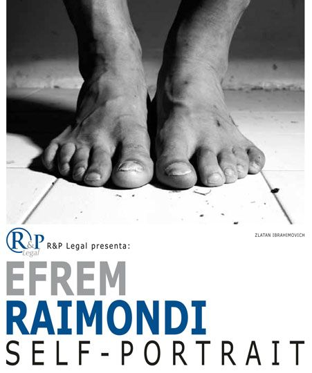 """Il prossimo 26 maggio inaugura la mostra """"Self Portrait"""" di Efrem Raimondi presso R&P Legal a Busto Arsizio. Una mostra anomala, fin dalla location, uno studio legale. Il titolo ste…"""
