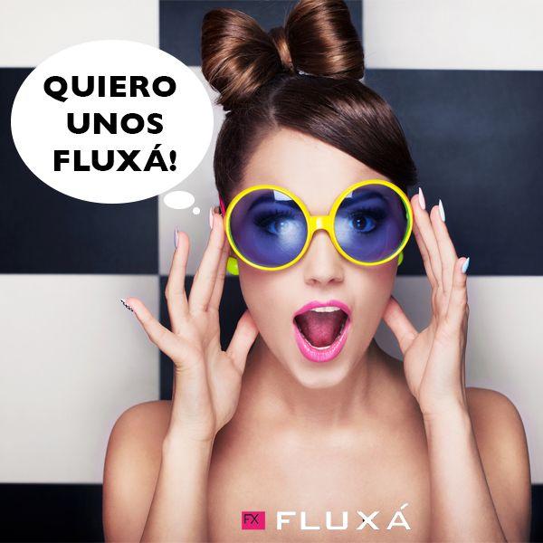 Hoy tenemos ganas de Fluxá! #fluxa #shoes #fashion #moda #calzado