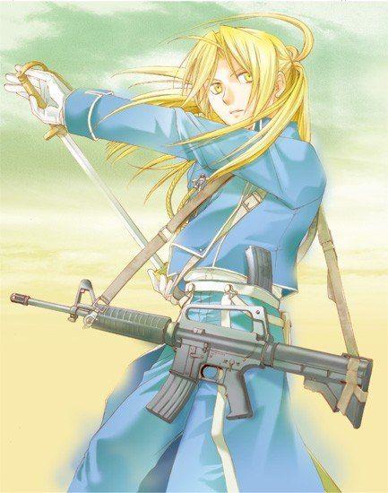 Fullmetal Alchemist ★ Стальной Алхимик
