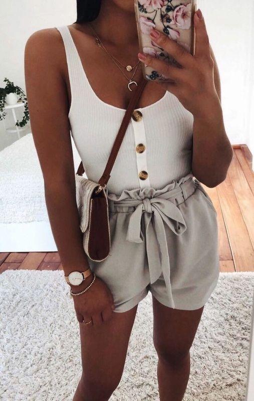 VSCO – #outfit #goals #cute #shorts #summer #vscolook Danke für 2000